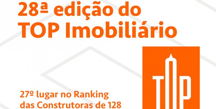 SUGOI MAIS UMA VEZ FAZ PARTE DO PRÊMIO TOP IMOBLIÁRIO