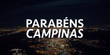 PARABÉNS CAMPINAS