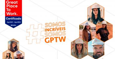 A SUGOI COMEMORA 🏅 –  3º ano consecutivo certificados no GPTW