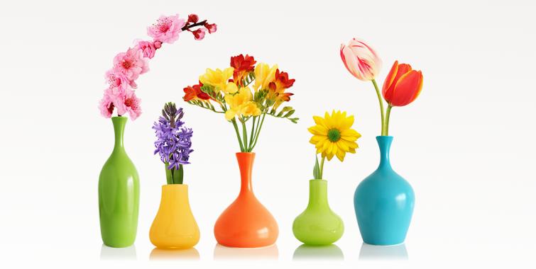 Aproveite o início da Primavera para se inspirar na decoração da sua casa